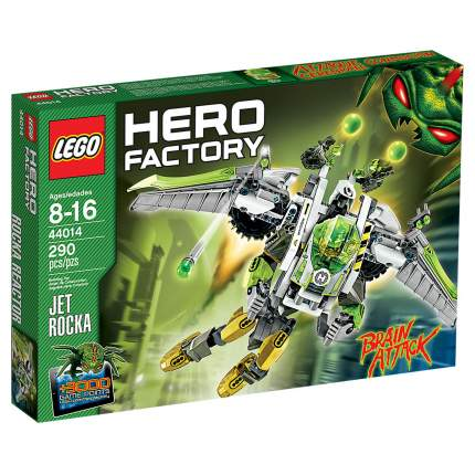 Конструктор LEGO Hero Factory Реактивный Рока (44014)