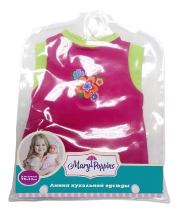 Комбинезон Цветочек 38-43 см для кукол Mary Poppins