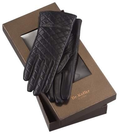 Женские перчатки Dr. Koffer H660103-236-04 6,5 Черные