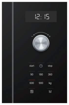 Встраиваемая микроволновая печь Bosch Serie 6 BFL554MS0 Black/Silver