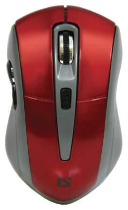 Беспроводная мышь Defender Accura MM-965 Red/Grey (52966)