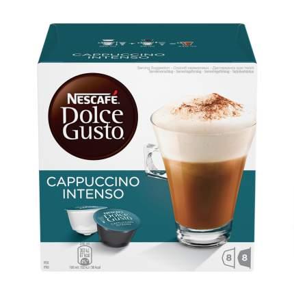 Кофе в капсулах Nescafe capp intenso 16 капсул