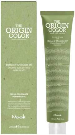 Краска для волос Nook The Origin Color 33,0 Интенсивный Натуральный Темный Шатен 100 мл