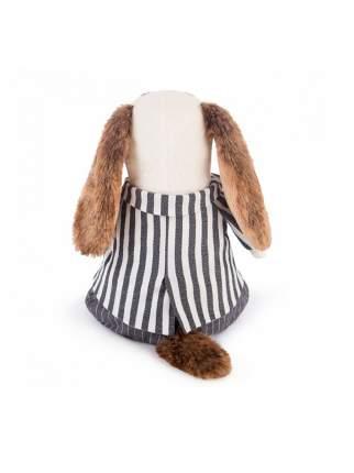 Мягкая игрушка BUDI BASA Собака Бартоломей 27 см в костюме