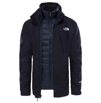 Спортивная куртка мужская The North Face Mountain Light Triclimate, black, XL