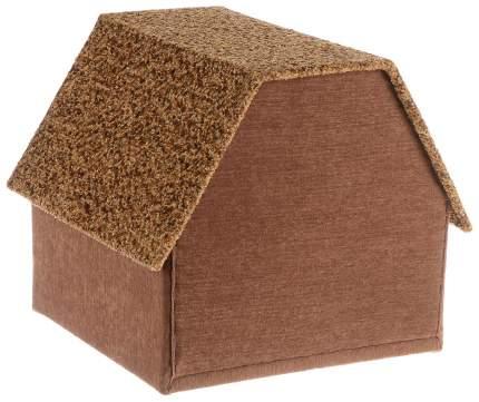 Будка FunDays Неженка Дом Будка для домашних животных коврово-джутовая 7294