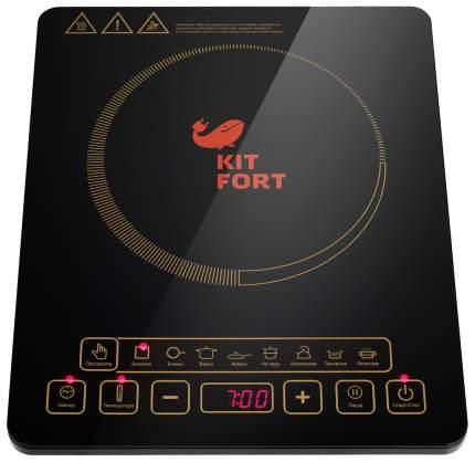 Настольная электрическая плитка Kitfort KT-116