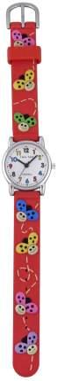 Детские наручные часы Тик-Так Н101-2 красные мухи