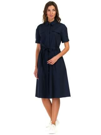 Платье женское Baon BAON B457067 синее XS