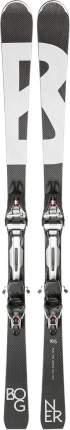 Горные лыжи Bogner Beast + Binding 2020, black/white, 165 см