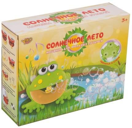 Интерактивная игрушка Shenzhen Jingyitian Trade Солнечное Лето. Лягушка