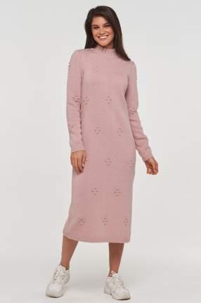 Платье женское BE YOU BY192-20009 розовое 42 RU