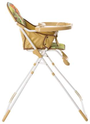Стул для кормления с перекидной столешницей Bambola Жирафик