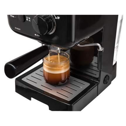 Кофеварка рожкового типа Sencor SES 1710BK