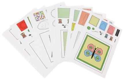 Ручной труд. Ткань. 6-7 лет: 16 красочных карт