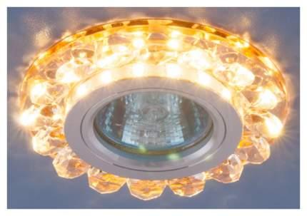 Встраиваемый светильник Elektrostandard 6036 MR16 GD золото