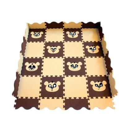 Напольная мозаика-пазл Eco Cover «Панда»