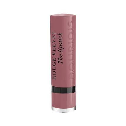 Помада Bourjois Rouge Velvet Lipstick тон 18 Mauve Martre 2,4 г
