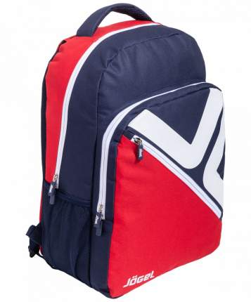 Рюкзак Jogel JBP-1901-291, красный/темно-синий/белый, L, 25 л