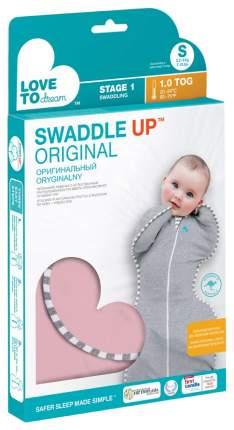 Конверт для новорожденных Love To Dream Swaddle UP Original розовый