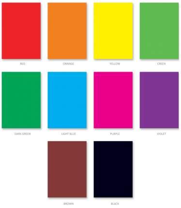 Набор цветной бумаги Erich Krause ArtBerry 44996