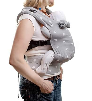 Эргономичный рюкзак SlingMe Звездочки Комфорт