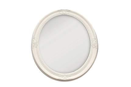 Зеркало настенное Hoff 80302913 62,5х72,5 см, белый