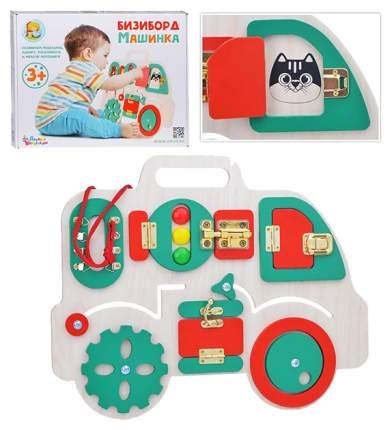 Развивающая игрушка Десятое Королевство Машинка 2102