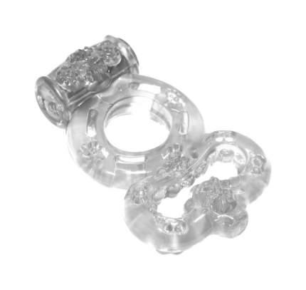 Эрекционное кольцо Lola Toys Treadle c вибропулей 7 см