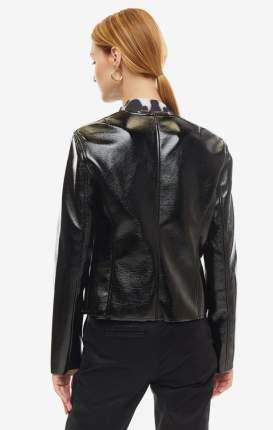 Кожаная куртка женская Guess W93L76-WBTV0-JBLK черная S
