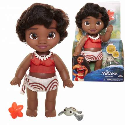 Кукла Disney Princess Моана с черепашкой 72531