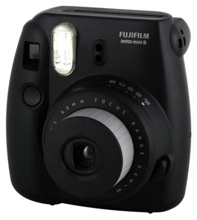 Фотоаппарат моментальной печати Fujifilm Instax Mini 8 Black