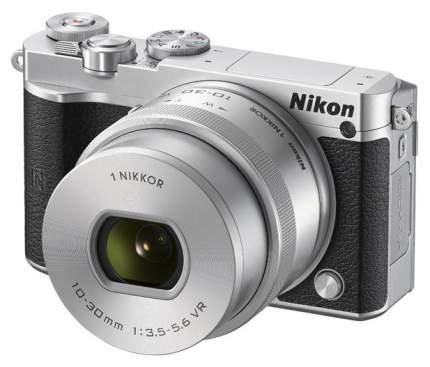 Фотоаппарат системный Nikon 1 J5 Kit Silver