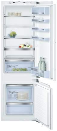 Встраиваемый холодильник Bosch KIS87AF30R White