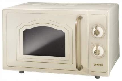 Микроволновая печь с грилем Gorenje MO4250CLI beige