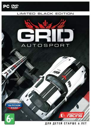 Игра Grid Autosport Limited Black Edition для PC