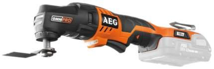 Аккумуляторный реноватор AEG OMNI18CLI-202BKIT1X MULTI HEADS TOOL IN2 4935446705