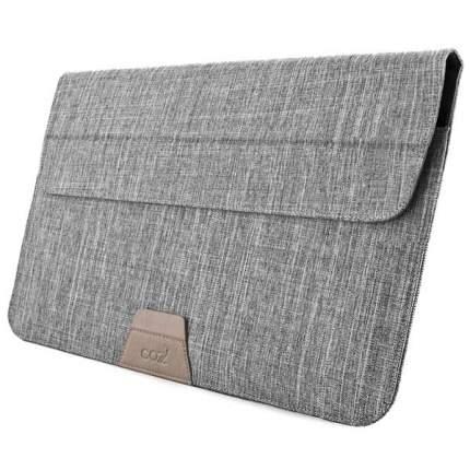 "Чехол для ноутбука 12"" Cozistyle Stand Sleeve Compatibility Gray"