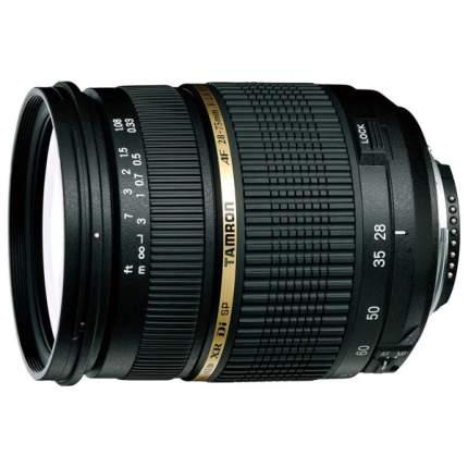 Объектив Tamron SP 28-75mm f/2.8 XR Di LD-IF Nikon F