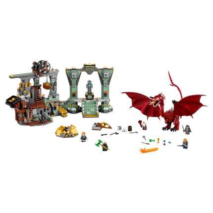 Конструктор LEGO Lord of the Rings and Hobbit Одинокая гора (79018)