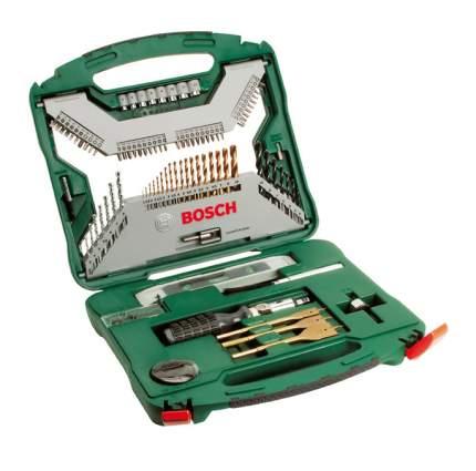 Наборы бит и сверл для дрелей, шуруповертов Bosch Titanium 100 2607019330