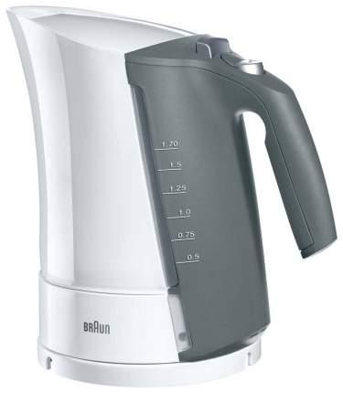 Чайник электрический Braun WK500 White
