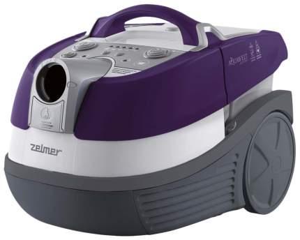 Пылесос Zelmer Aquawelt Quattro ZVC763HKRU Purple