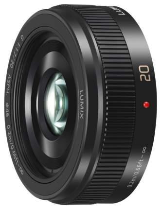 Объектив Panasonic Lumix G 20mm f/1.7 II ASPH