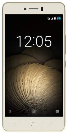 Смартфон BQ U Plus 4G 16Gb White/Gold (C000235)