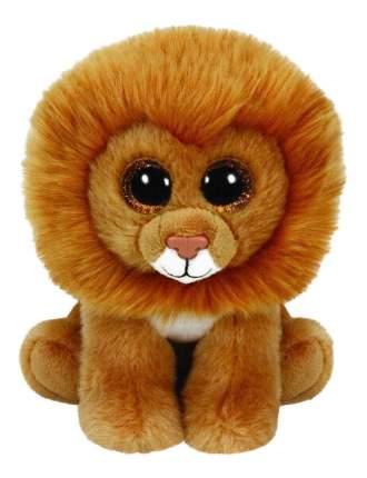 Мягкая игрушка TY Beanie Babies Львенок Louie, 20 см
