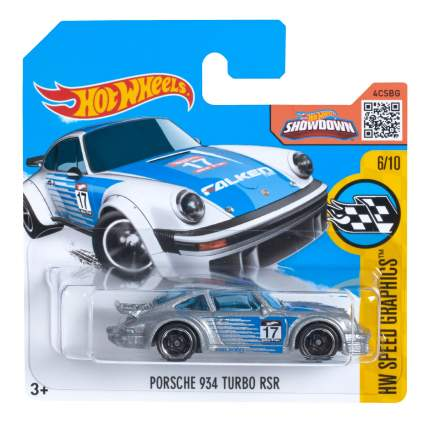 Машинка Hot Wheels Porsche 934 Turbo RSR 5785 DHX58