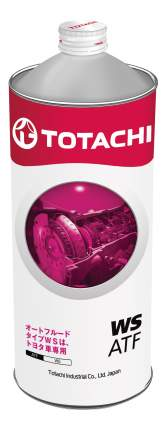 Трансмиссионное масло TOTACHI WS 1л 4562374691292