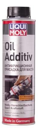 1998 LiquiMoly Антифрикц,присадка с дисульфидом молибдена в мот,маслоOil Additiv (0,3л)
