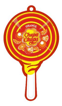 Автомобильный ароматизатор Chupa Chups Orange CHP702